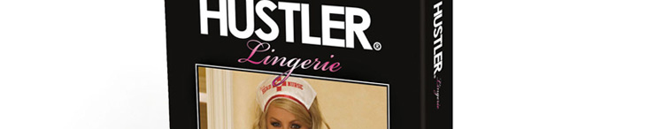 美国皮条客HUSTLER淘气小护士 护士装情趣内衣